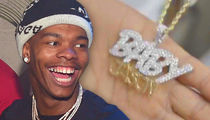 Lil Baby Celebrates New Album by Giving Son $25k Customized Chain
