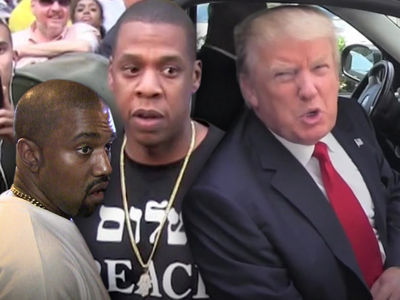 Jay-Z Takes Direct Shots at Trump on Meek Mill Track, Many Think It's a Kanye Jab