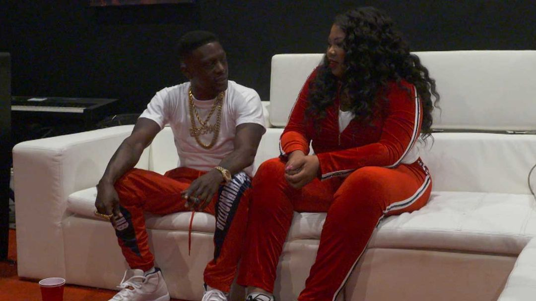 Boosie Is Seriously Working On Trademarking His Haircut The Boosie