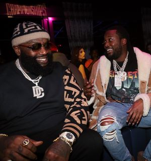 Inside Meek Mill's 'CHAMPIONSHIPS' Release Party