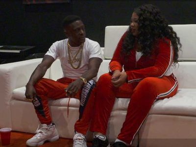 Boosie is Seriously Working on Trademarking His Haircut, the 'Boosie Fade'