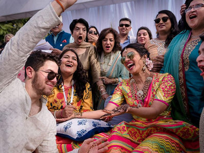 Nick Jonas and Priyanka Chopra's Wedding, Big Laughs, Family Traditions and Fireworks
