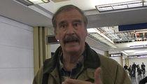 Ex-Mexico Prez Vicente Fox Says There's Blame to Go Around in Border Crisis