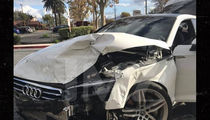 Ex 'Little Women: LA' Star Briana Renee's Car Destroyed in Accident