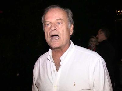 Kelsey Grammer and Wife Not Buying Climate Change Report