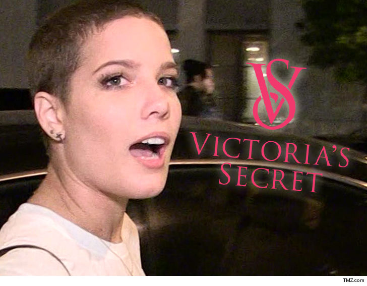 Halsey Slams Victoria's Secret Exec for Transphobic Remark
