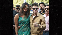Nick Jonas and Priyanka Chopra Can't Stop Smiling After Tying the Knot