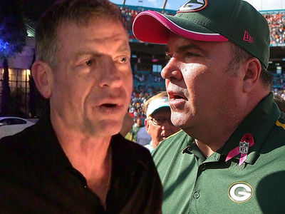 Troy Aikman Claps Back At Reporter, Doubles Down On Defense Of Mike McCarthy
