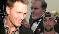 Tom Brady Loved Watching Bill Belichick Tell Vikings Star To 'Shut The F*ck Up!'