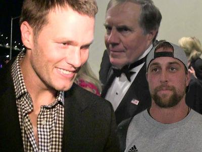 Tom Brady Loved Watching Bill Belichick Tell Vikings Star To 'Shut The F*ck Up!'