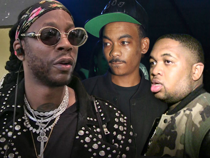 2 Chainz, TeeFLii and DJ Mustard Sued for Ripping Off '24 Hours' from Robin S.