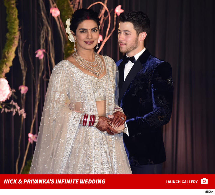 Image result for nick jonas and priyanka wedding