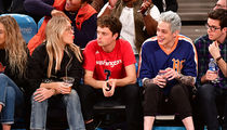 Pete Davidson Looks Happy at Knicks Game After Addressing Bullying
