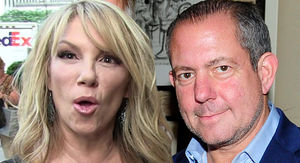 'RHONY' Star Ramona Singer Not Romancing with Harry Dubin, Just a Drunken Kiss