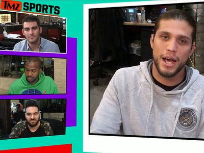 UFC's Brian Ortega Gunning for Khabib, You're On My 'Bucket List'