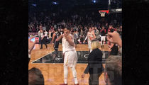 Tristan Thompson Flips Off Hecklers At Cavaliers-Nets