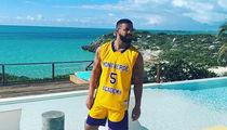 Drake Rocks Full R.J. Barrett High School Uniform, Kentucky Who?