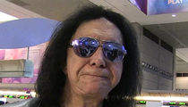 Gene Simmons Sued By A Woman Who Claims He Touched Her Vagina During Photo Op