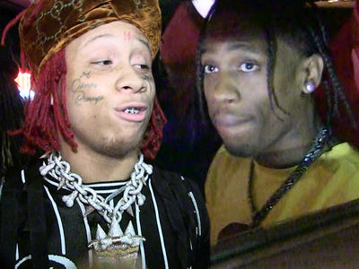 Trippie Redd Quits Travis Scott's Astroworld Tour Over Production Issues