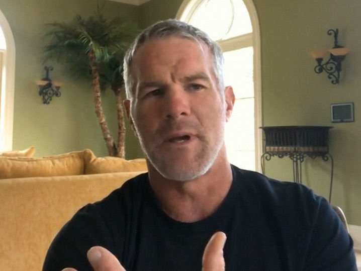 Brett Favre I'm Not Right For Packers Job ... But I Know Who Is!