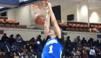 LaMelo Ball Dunks All Over Defender, LaVar Makes Outrageous Claim After
