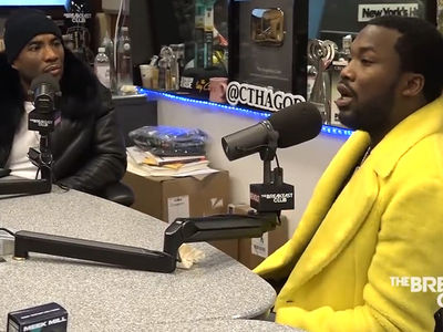 Meek Mill Says He'd Curb Prison Reform Talk if Pressure Mounted