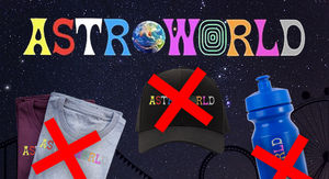 Travis Scott Gets Green Light to Block Bootleg Astroworld Gear at Shows