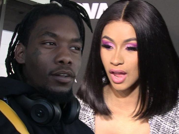Offset Wants Cardi B Back, But Thinks Haters Will Ruin His Chances