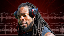 Richard Sherman Guarantees Dominance Over Marshawn Lynch in New Football League