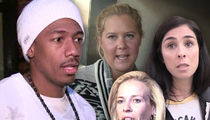 Nick Cannon Calls Out Handler, Schumer and Silverman for Homophobic Tweets
