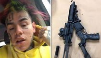 Tekashi 6ix9ine Phone and Surveillance Videos Place Him at Robberies, Shootings