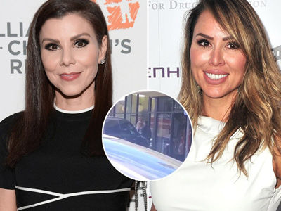 Heather Dubrow Calls Out 'OBSESSED' Kelly Dodd for BIZARRE Instagram Videos