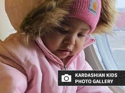 Kylie Jenner Just Unloaded a Bunch of ADORABLE New Stormi Photos