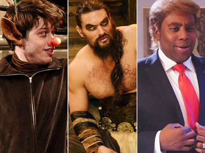 Jason Momoa Was HILARIOUS on 'SNL' -- Khal Drogo's Return & More Must-See Bits!
