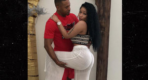 Nicki Minaj Cozies Up to New BF Who is a Convicted Sex Offender