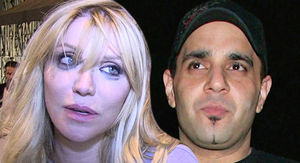 Courtney Love Files Restraining Order Against Sam Lutfi