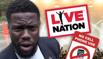 Kevin Hart Comedy Venue Sued by Diabetic Woman Over Cell Phone Use
