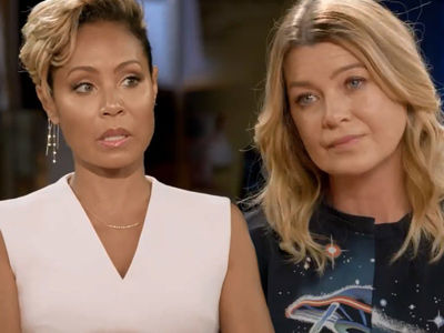 Pompeo Asked If She & Dempsey Are Still Friends on 'Red Table Talk' -- Her Answer Is Telling