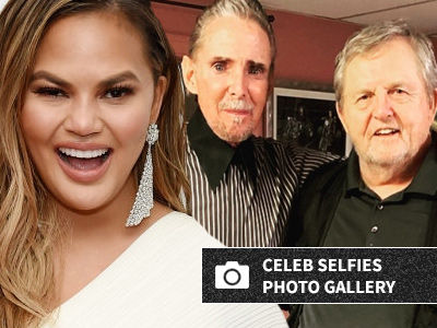Chrissy Teigen's Father Just Got Her FACE Tattooed On His Arm -- and She's Thrilled!