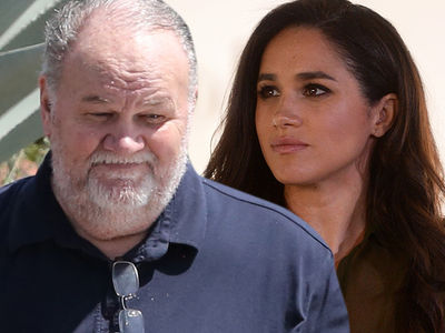Thomas Markle Did Tell-All Interview to Clear His Name, Not Bash Meghan