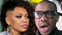 Tisha Campbell-Martin Wants Custody Deal with Estranged Husband in Writing