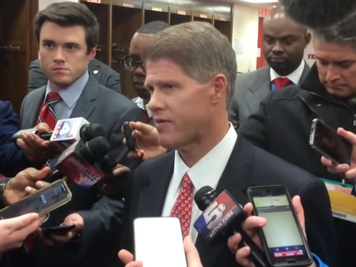 K.C. Chiefs Owner, Clark Hunt, Says Team Knew About 3 Violent Incidents Before Cutting Him