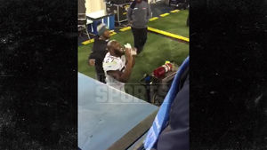Jaguars' Leonard Fournette Threatens Heckler During Game, 'Imma Beat Your Ass'