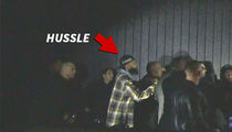 Nipsey Hussle Involved in Massive Brawl Where Security Pulled Taser Gun
