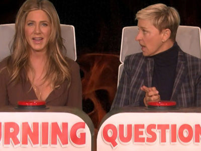 Jennifer Aniston Tells Ellen DeGeneres THIS Is Her Favorite Thing to Do In the NUDE