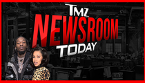 TMZ Newsroom: Offset Wants Cardi B Back, But Thinks Haters Will Ruin His Chances
