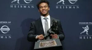 Heisman Winner Kyler Murray To Play Baseball Over Football, Agent Says