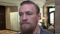 Conor McGregor's Rep Slams Rape Arrest Report As 'Rumor'