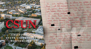 2nd Mass Shooting Threat at Cal State Northridge Names Dec. 12
