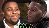 Kenan Thompson and Kel Mitchell Are Down For 'Good Burger' Sequel, But No Plans Yet